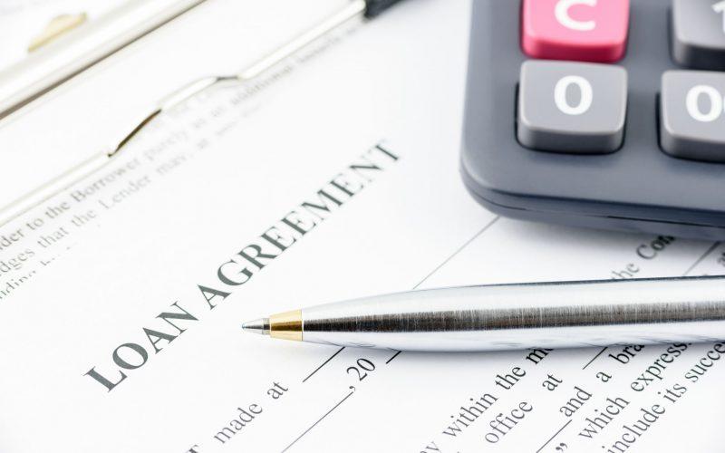 Loans – Auto loan or asset loan