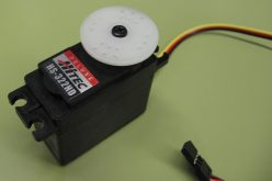 Get rid of all types of servomotors: