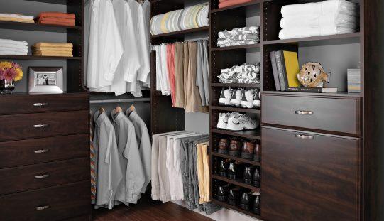 How to Design the Closet You Require