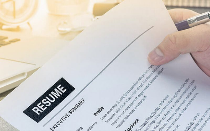 Make Your Resume According To Your Job